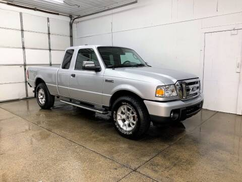 2011 Ford Ranger for sale at PARKWAY AUTO in Hudsonville MI