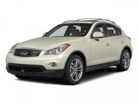 2015 Infiniti QX50 for sale at TRAVERS GMT AUTO SALES - Traver GMT Auto Sales West in O Fallon MO