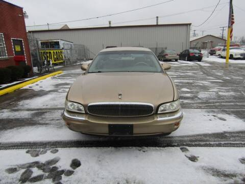 1999 Buick Park Avenue for sale at X Way Auto Sales Inc in Gary IN