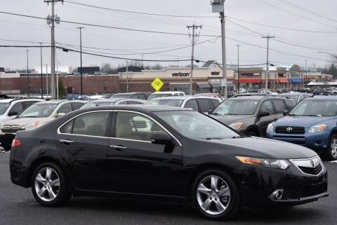2012 Acura TSX for sale at Broadway Garage of Columbia County Inc. in Hudson NY