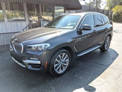 2018 BMW X3 for sale at GAHANNA AUTO SALES in Gahanna OH
