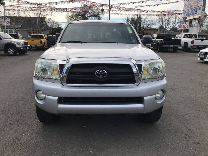 2006 Toyota Tacoma for sale at EXPRESS CREDIT MOTORS in San Jose CA
