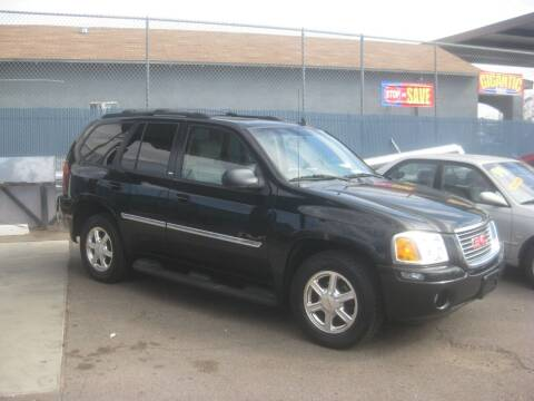 2007 GMC Envoy for sale at Town and Country Motors - 1702 East Van Buren Street in Phoenix AZ