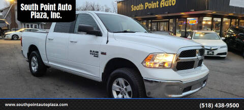 2019 RAM Ram Pickup 1500 Classic for sale at South Point Auto Plaza, Inc. in Albany NY