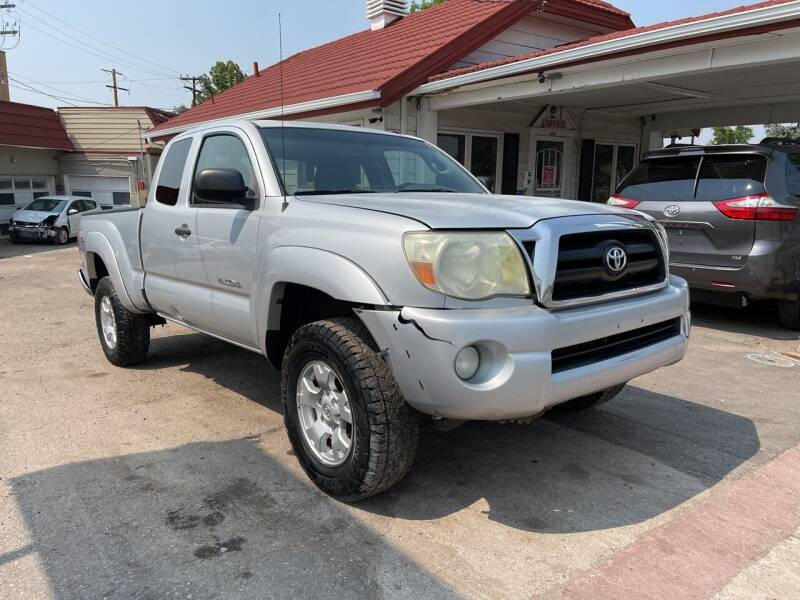 2006 Toyota Tacoma for sale at STS Automotive in Denver CO