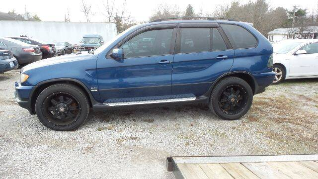 2001 BMW X5 for sale at Tates Creek Motors KY in Nicholasville KY