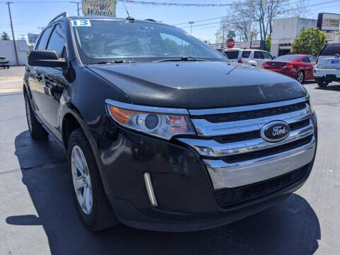 2013 Ford Edge for sale at GREAT DEALS ON WHEELS in Michigan City IN