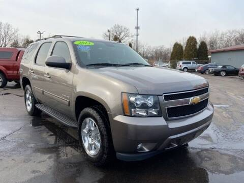 2013 Chevrolet Tahoe for sale at Newcombs Auto Sales in Auburn Hills MI