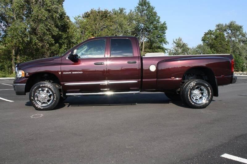 2005 Dodge Ram Pickup 3500 for sale at CR Garland Auto Sales in Fredericksburg VA