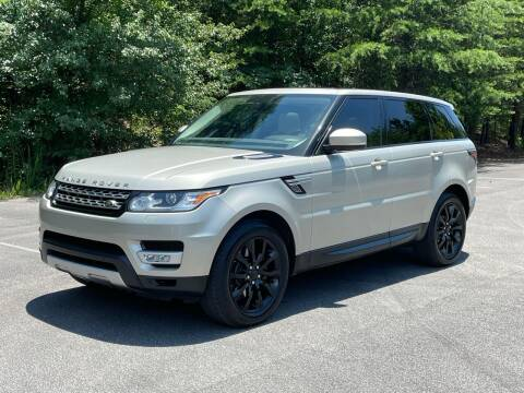 2014 Land Rover Range Rover Sport for sale at Turnbull Automotive in Homewood AL