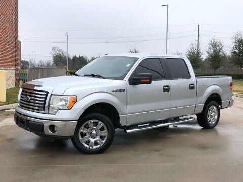 2010 Ford F-150 for sale at AUTO DIRECT in Houston TX