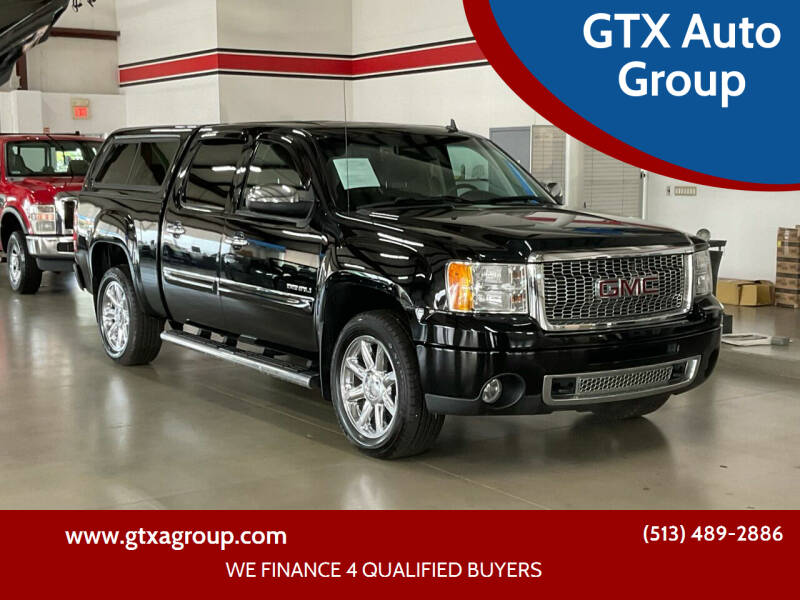 2013 GMC Sierra 1500 for sale at GTX Auto Group in West Chester OH