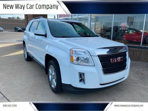 2015 GMC Terrain for sale at New Way Car Company in Grand Rapids MI