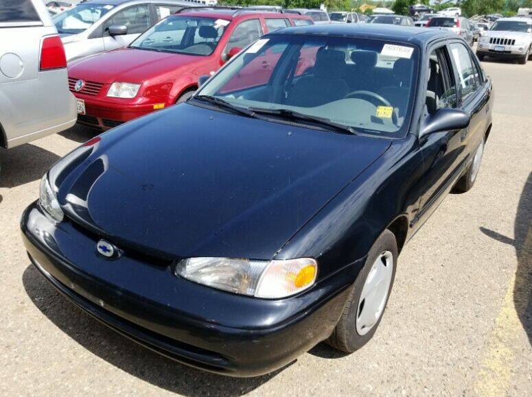 2002 Chevrolet Prizm for sale at Green Light Auto in Sioux Falls SD