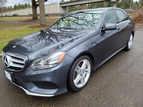 2014 Mercedes-Benz E-Class for sale at EXECUTIVE AUTOSPORT in Portland OR