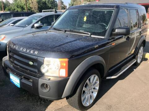 2005 Land Rover LR3 for sale at First Class Motors in Greeley CO
