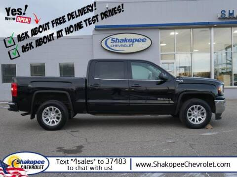 2018 GMC Sierra 1500 for sale at SHAKOPEE CHEVROLET in Shakopee MN