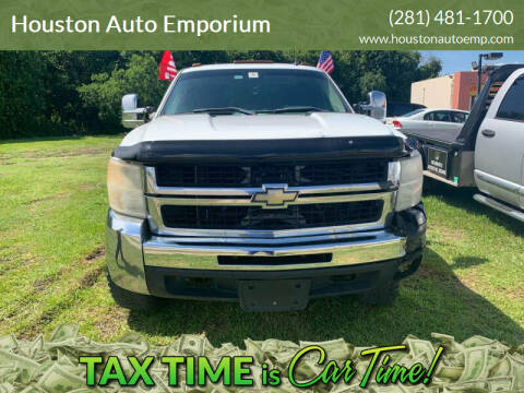2008 Chevrolet Silverado 2500HD for sale at Houston Auto Emporium in Houston TX