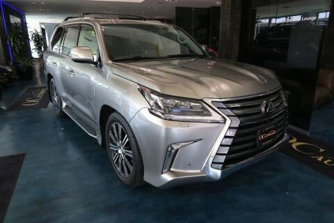 2019 Lexus LX 570 for sale at OC Autosource in Costa Mesa CA