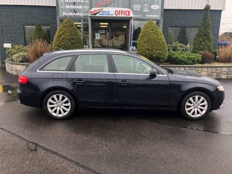 2010 Audi A4 for sale at Advance Auto Center in Rockland MA