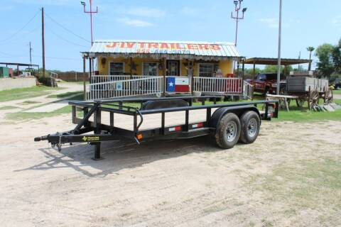 CENTEX UTILITY TRAILER  for sale at J IV Trailers in Donna TX