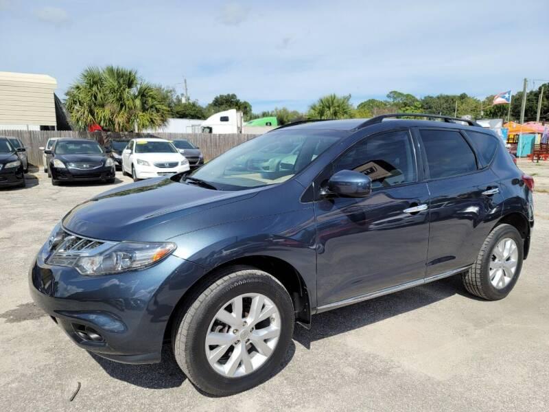 2014 Nissan Murano for sale at Trust Motors in Jacksonville FL