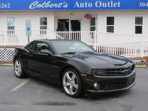 2010 Chevrolet Camaro for sale at Colbert's Auto Outlet in Hickory NC
