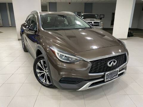 2017 Infiniti QX30 for sale at Auto Mall of Springfield in Springfield IL