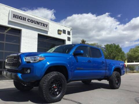 2016 Toyota Tacoma for sale at High Country Motor Co in Lindon UT