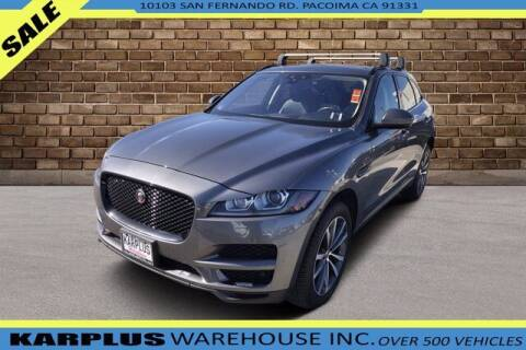 2017 Jaguar F-PACE for sale at Karplus Warehouse in Pacoima CA