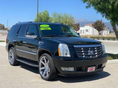 2012 Cadillac Escalade for sale at Esquivel Auto Depot in Rialto CA
