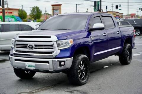 2014 Toyota Tundra for sale at Preferred Auto Fort Wayne in Fort Wayne IN