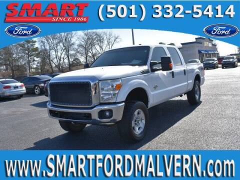 2015 Ford F-250 Super Duty for sale at Smart Auto Sales of Benton in Benton AR