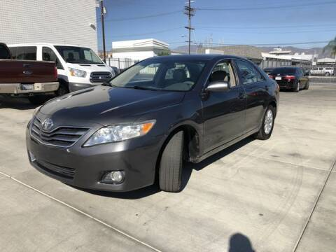 2011 Toyota Camry for sale at Hunter's Auto Inc in North Hollywood CA