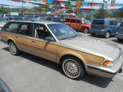 1994 Buick Century for sale at Ricciardi Auto Sales in Waterbury CT