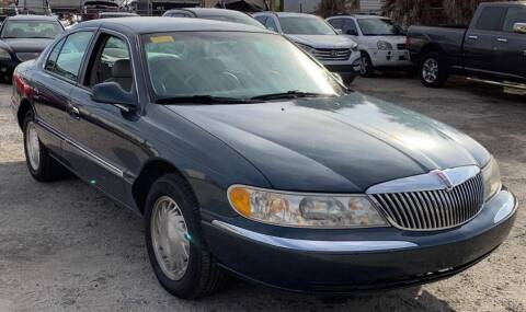 1998 Lincoln Continental for sale at Cobalt Cars in Atlanta GA