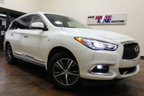 2017 Infiniti QX60 for sale at Driveline LLC in Jacksonville FL