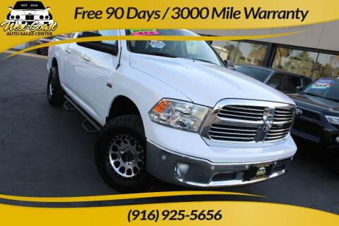 2018 RAM Ram Pickup 1500 for sale at West Coast Auto Sales Center in Sacramento CA