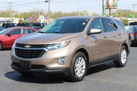 2018 Chevrolet Equinox for sale at Preferred Auto Fort Wayne in Fort Wayne IN