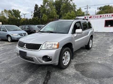 2011 Mitsubishi Endeavor for sale at JC Auto Sales in Belleville IL