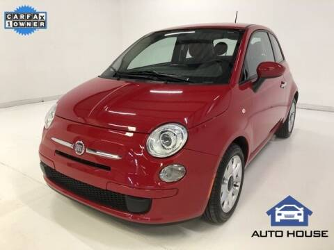 2017 FIAT 500 for sale at Auto House Phoenix in Peoria AZ