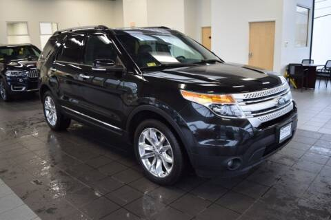 2015 Ford Explorer for sale at BMW OF NEWPORT in Middletown RI