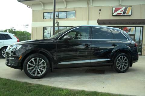 2017 Audi Q7 for sale at Auto Assets in Powell OH