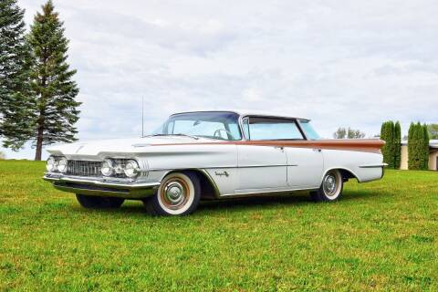 1959 Oldsmobile Super 88 for sale at Hooked On Classics in Watertown MN