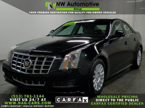 2013 Cadillac CTS for sale at NW Automotive Group in Cincinnati OH
