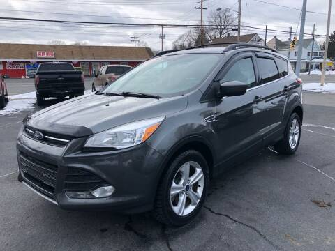2016 Ford Escape for sale at JB Auto Sales in Schenectady NY