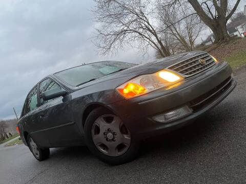 2003 Toyota Avalon for sale at Trocci's Auto Sales in West Pittsburg PA