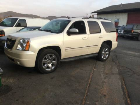 2010 GMC Yukon for sale at Small Car Motors in Carson City NV