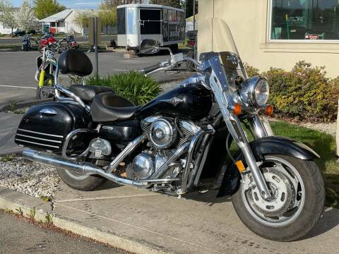 2008 Kawasaki Vulcan Nomad 1600 for sale at Harper Motorsports-Powersports in Post Falls ID