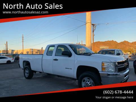 2011 Chevrolet Silverado 2500HD for sale at North Auto Sales in Phoenix AZ